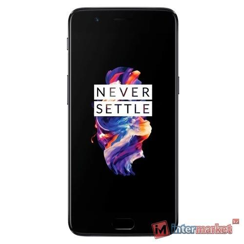 Смартфон OnePlus 5 128GB Slate Gray