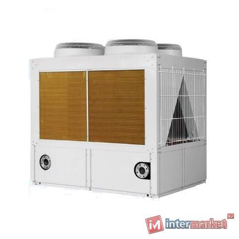 Модульный чиллер с воздушным охлаждением Gree LSQWRF80M/NaD-M (наружный блок)