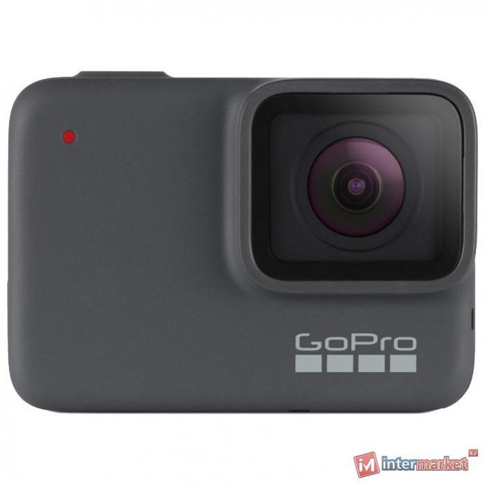 Экшн камера GO PRO Hero 7 Silver Edition(CHDHC-601-LE)