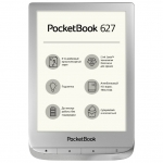 Электронная книга PocketBook PB627-S-CIS серебро