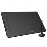 """Графический планшет, XP-Pen, Deco 01 (V2), Разрешение 5080 lpi, Чувствительность к нажатию 8192, Интерфейс USB, Рабочая область 10""""х6,25"""", Чёрный"""