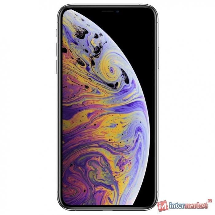 Смартфон Apple iPhone Xs Max Dual Sim 64GB Silver
