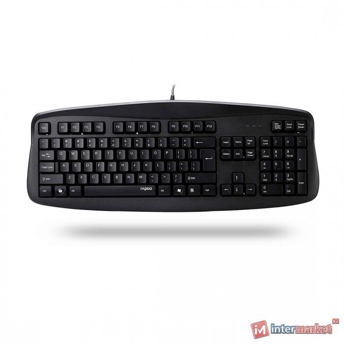 Клавиатура Rapoo NK2500, Чёрный