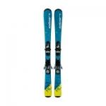 Лыжи горные RC blue QS + EL 7.5 - 140 - 17-18