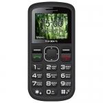 Телефон teXet TM-B220, Black-Red