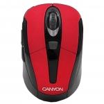 Мышь беспроводная CANYON CNR-MSOW06R (Red)