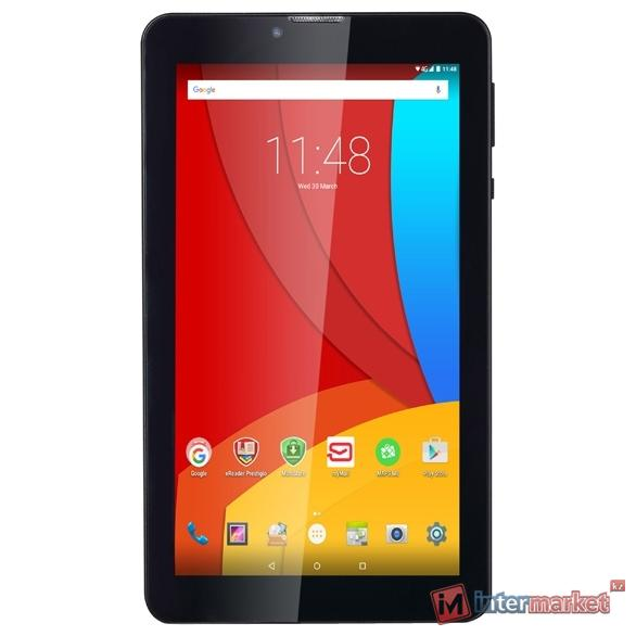 Планшет Prestigio MultiPad Wize 3137 3G, 8Gb, Wi-Fi, Black