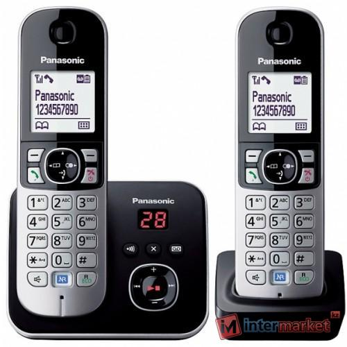 Радиотелефон Panasonic KX-TG6822CAB