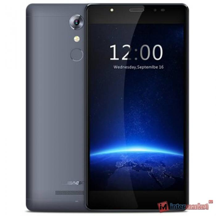 Смартфон Leagoo T1 Plus, Titanium Grey