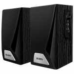 Компьютерная акустика SVEN Колонки SPS-555 черный /